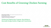 greening chicken