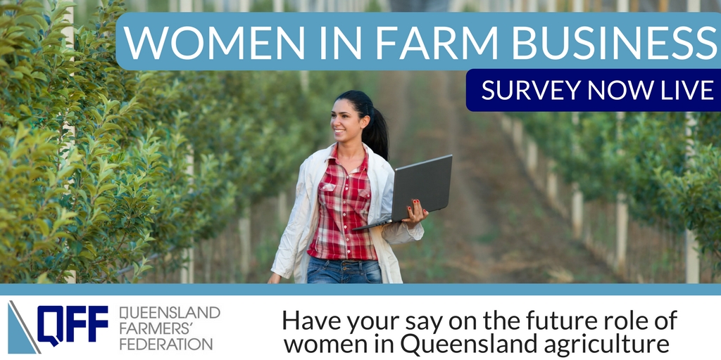 Women in Ag survey